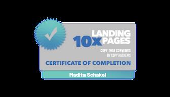 Texter Landingpages | Madita Schäkel