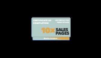 Salespage Texter | Madita Schäkel | Maditas Content
