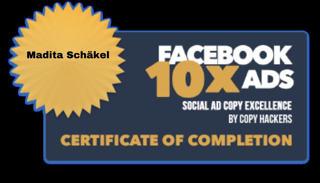 Texter Facebook Ads | Madita Schäkel