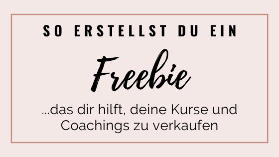 Mit Freebie Kunden gewinnen