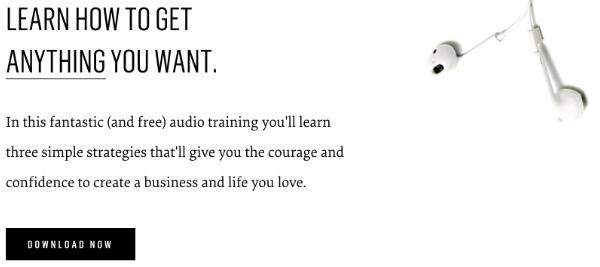 Mit einem kostenlosen Audio Leads generieren