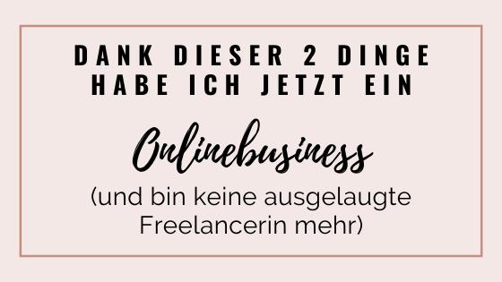 Onlinebusiness aufbauen | Madita Schäkel